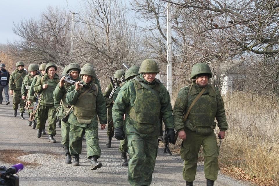 Бойцы НМ ДНР покинули позиции на участке разведения в Петровском