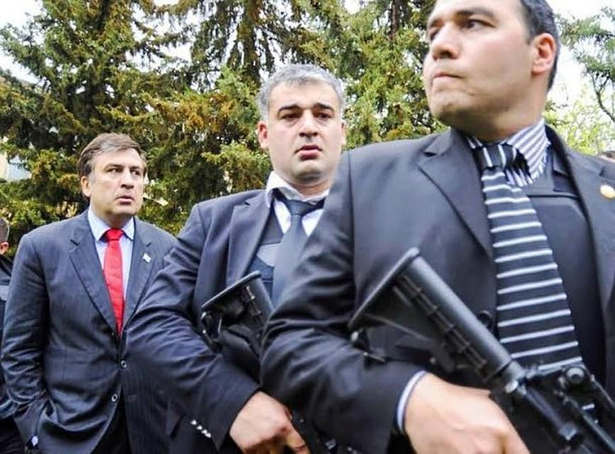 Саакашвили - самоотверженный или отверженный?
