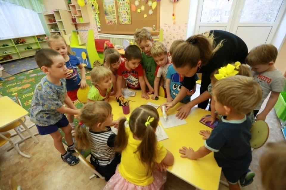 Сергей Цивилев рассказал, когда ликвидируют очереди в детские сады в Кузбассе