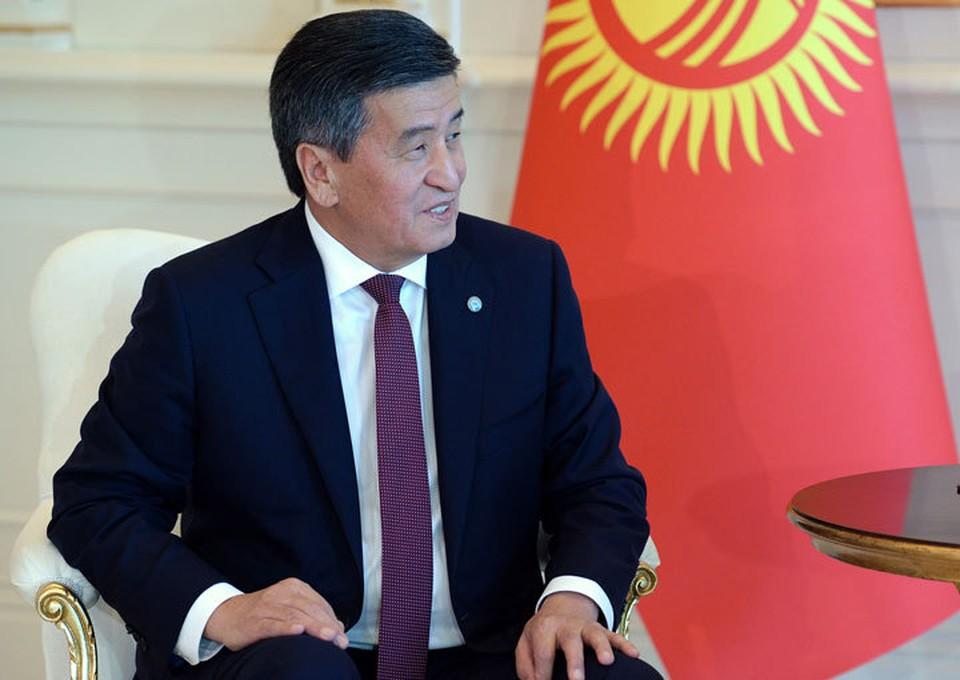 По словам президента, сегодня избирательная система Кыргызстана находится на новом этапе своего развития.
