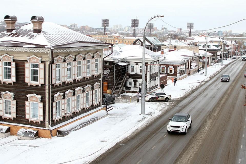 Погода на 16 ноября в Иркутске: днем небольшой снег и до -17