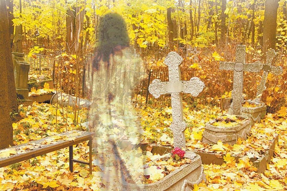 Территория Смоленского кладбища в Санкт-Петербурге одно из загадочных мест, где можно увидеть призраков