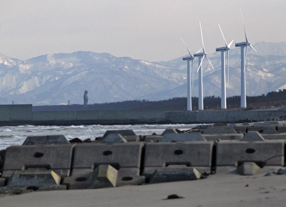 Ветряная энергетика активно развивается в России