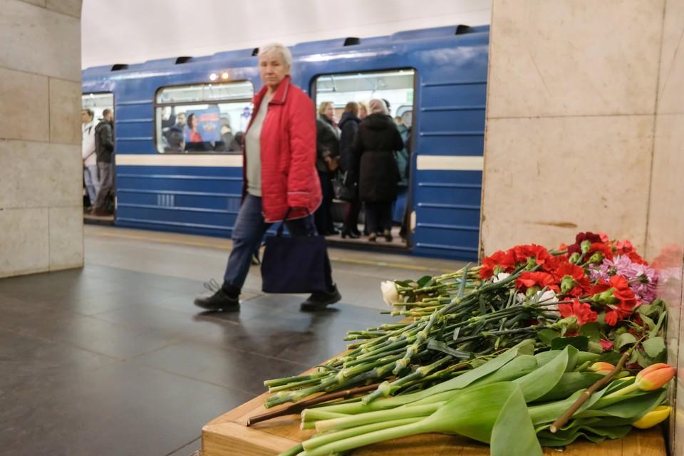 В Петербурге продолжают слушать дело о теракте в метро.