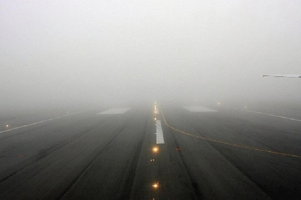 В Краснодаре из-за тумана задержали несколько рейсов