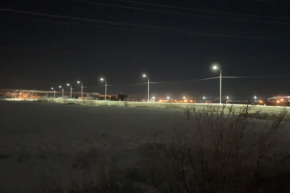 В мэрии Лабытнанги прокомментировали исчезновение электричества в городе Фото: lbt.yanao.ru
