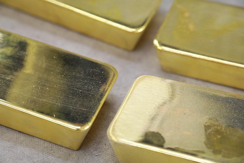 Шесть килограммов золота преступник вынес, никем не замеченным