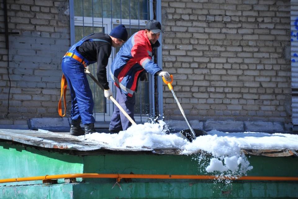 Когда управляющая компания в последний раз чистила крышу, выяснят следователи.