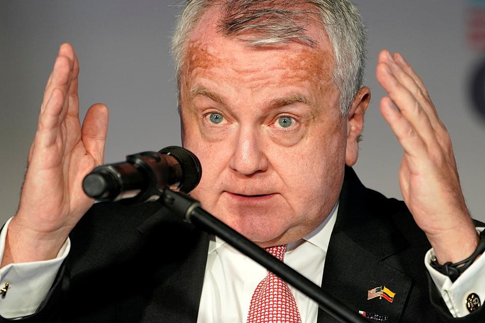 Джон Салливан - без пяти минут новый американский посол в России