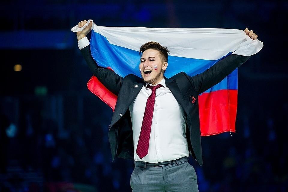 В прошлом году Михаил Воронцов стал чемпионом EuroSkills