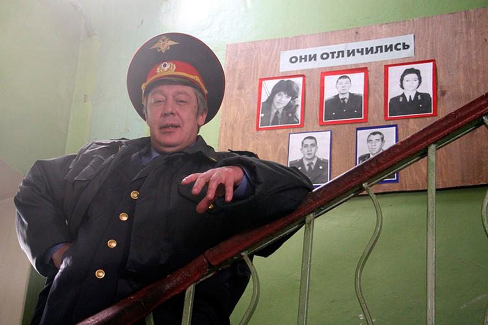 Михаил Ефремов – это более 110 ролей в кино, 20 ролей в театре, более 10 театральных проектов в качестве режиссера.
