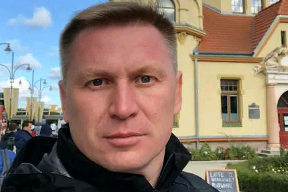 Заместитель мэра Славянская Андрей Рубан.