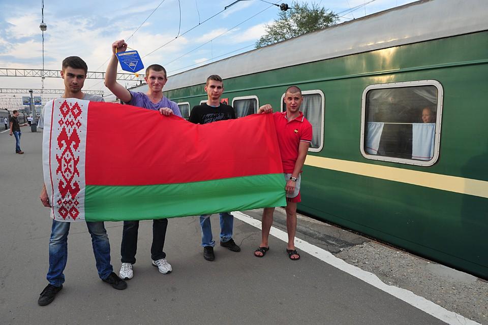 Центр пространственного анализа международных отношений ИМИ МГИМО провел опрос среди граждан Белоруссии