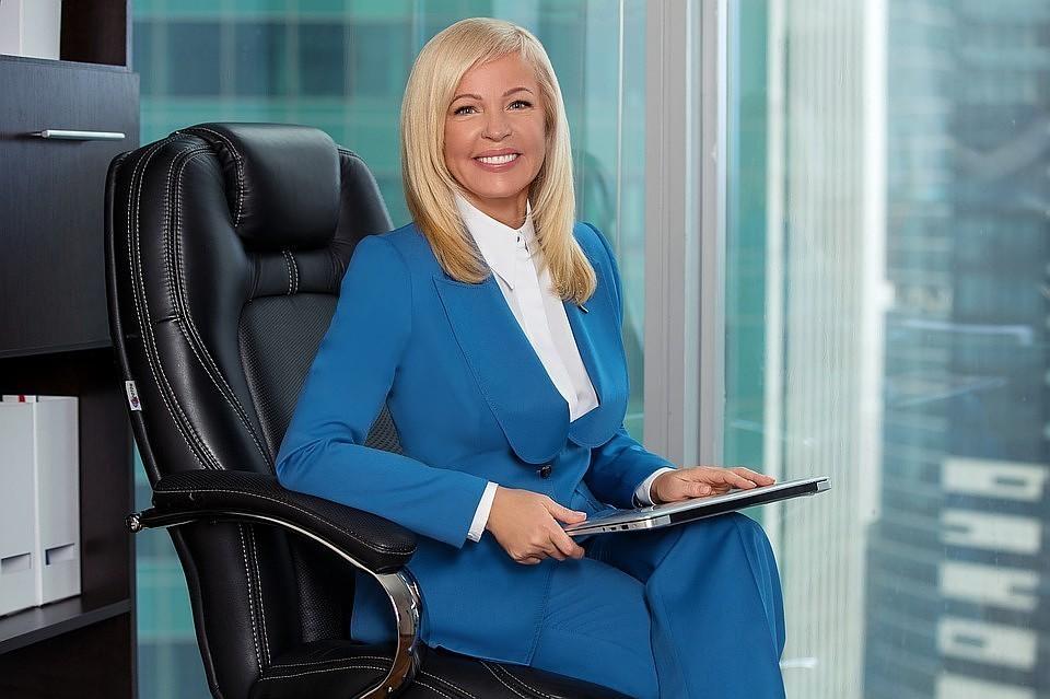 Генеральный директор Фонда развития моногородов, заместитель председателя ВЭБ РФ Ирина Макиева.
