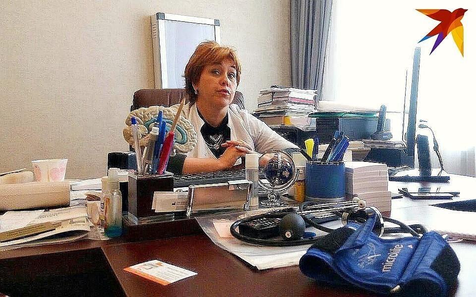 Доктор медицинских наук Леся Чичановская продолжает оставаться ректором Тверского медуниверситета