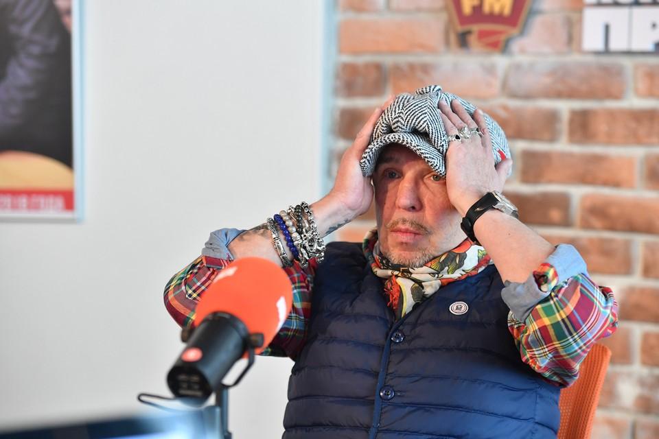 Накануне своего юбилея Игорь Иванович заглянул на Радио «КП» (97,2 FM)