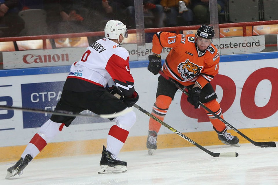 «Амур» – «Авангард», 2 декабря 2019: онлайн-трансляция матча регулярного чемпионата России по хоккею КХЛ