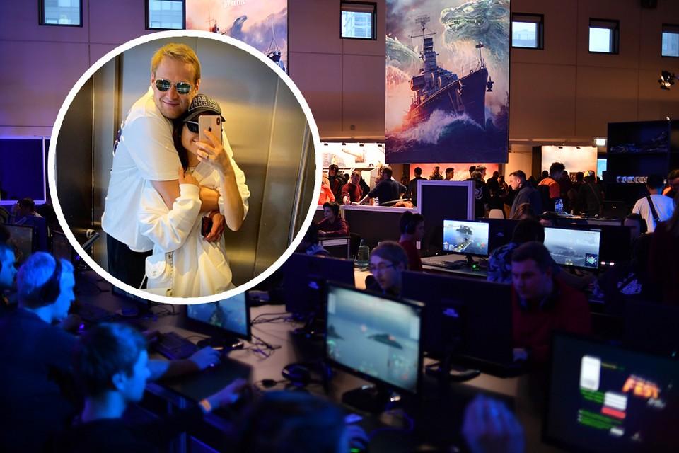 Игрок «Трактора» Андрей Попов открывает компьютерный клуб.