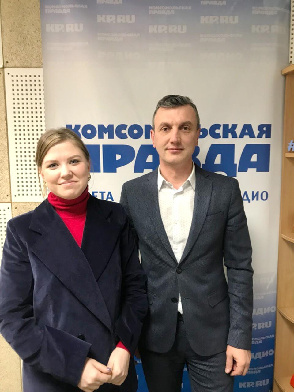 Бебнева Наталия Андреевна и Слизько Александр Николаевич