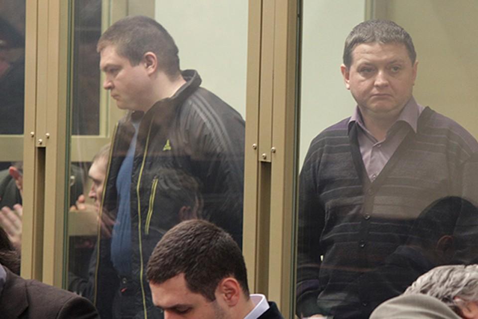 Вячеслав Цеповяз (слева) скоро будут опрошен следователями по новому уголовному делу