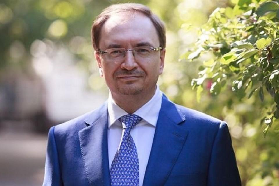 Николай Кропачев останется ректором СПбГУ еще на пять лет. Фото: СПбГУ.
