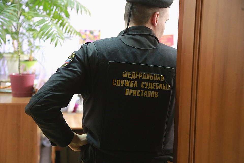 Преступление пресекла полиция и главк УФССП