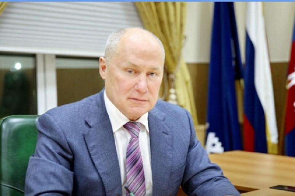 Главе Тазовского района в прямом эфире задали 100 вопросов Фото: tasu.ru