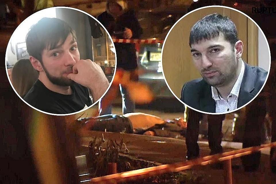 2 ноября, на западе Москвы наёмный киллер расстрелял главу ЦПЭ Ингушетии Ибрагима Эльджаркиева (справа) и его брата Ахмеда