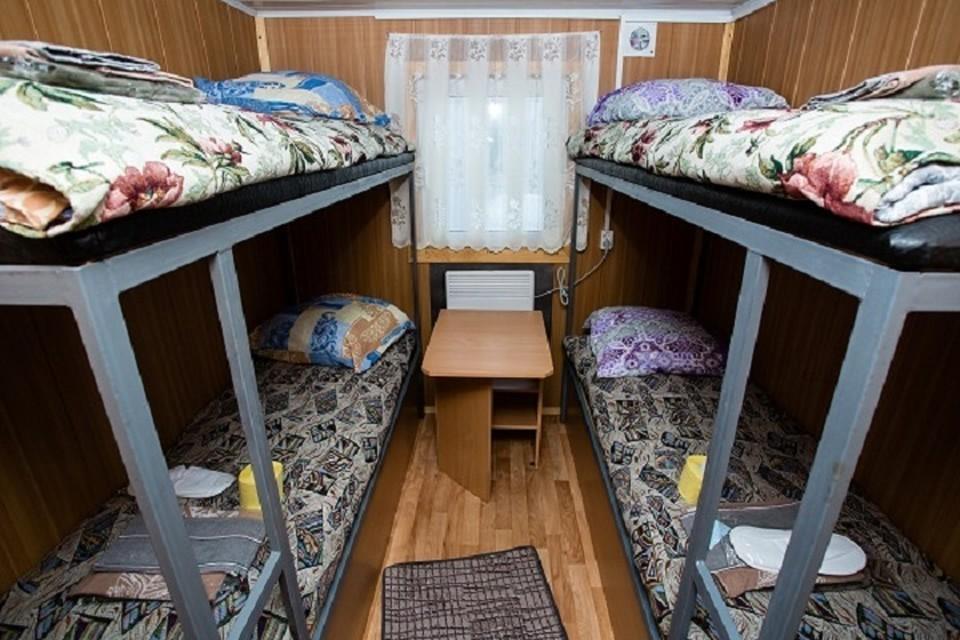 Первая в регионе гостиница для освободившихся из тюрьмы открылась в Сургуте. Фото УФСИН ХМАО.
