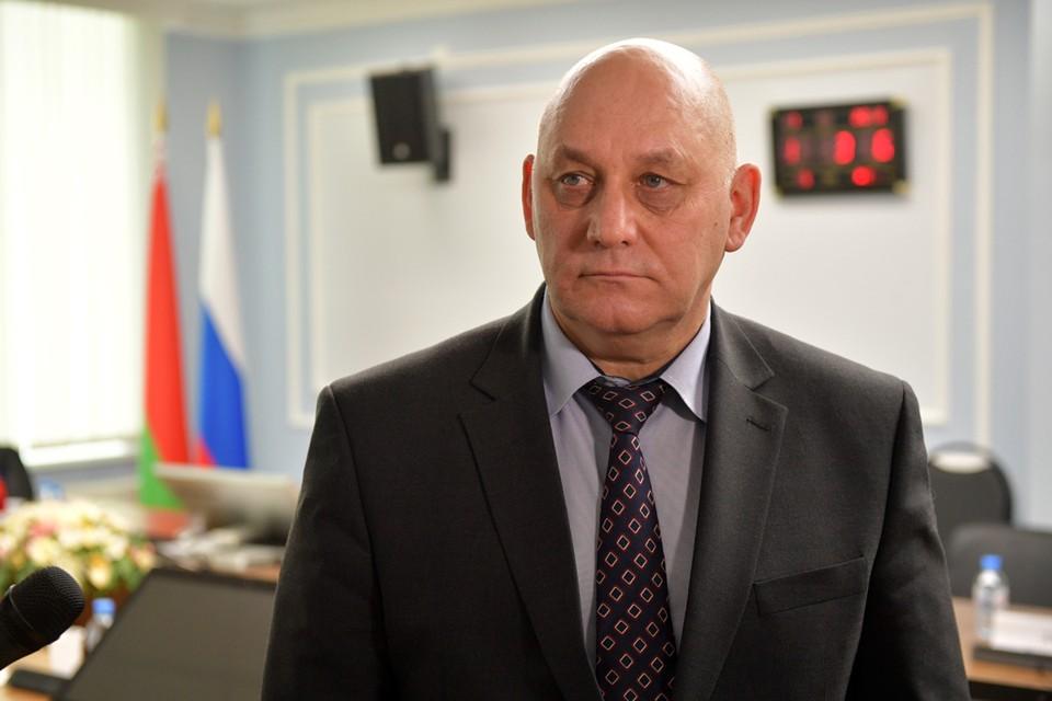 Заместитель Госсекретаря Союзного государства Алексей Кубрин.