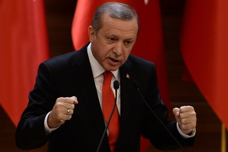 Президент Турции планирует провести телефонные переговоры с Владимиром Путиным до их личной встречи в Стамбуле