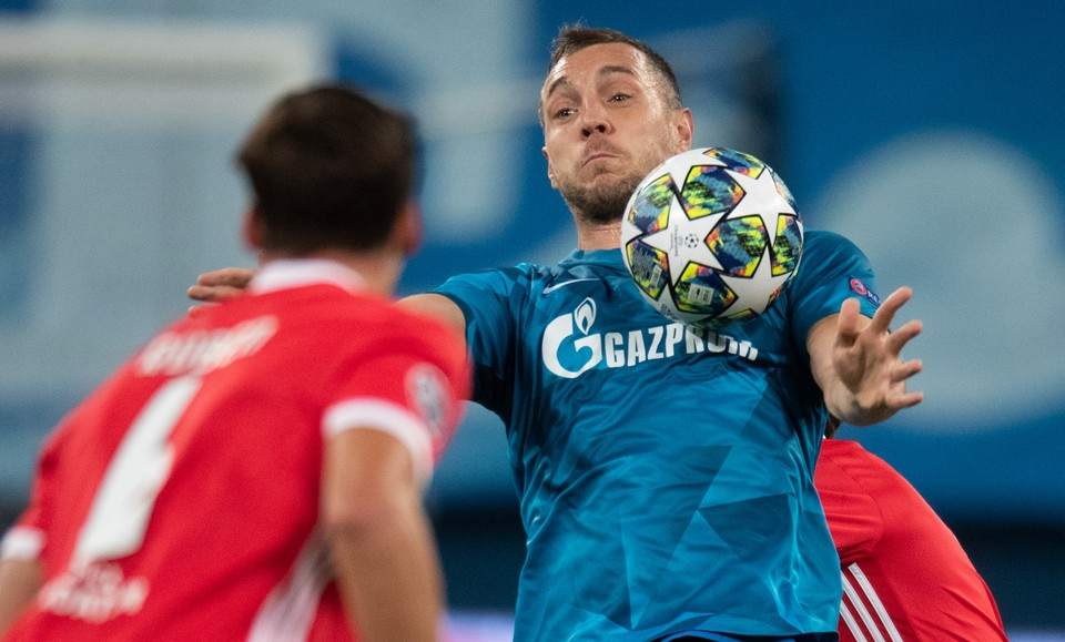 Бенфика - Зенит 10 декабря 2019: прямая онлайн-трансляция матча.