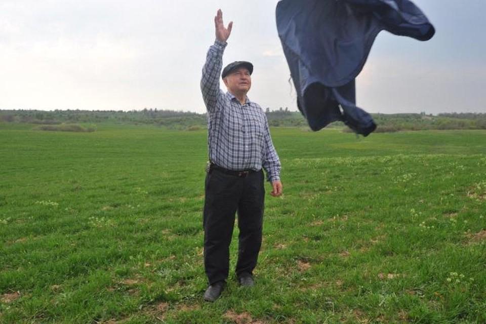Юрий Лужков большую часть времени проводил в калининградских владениях.