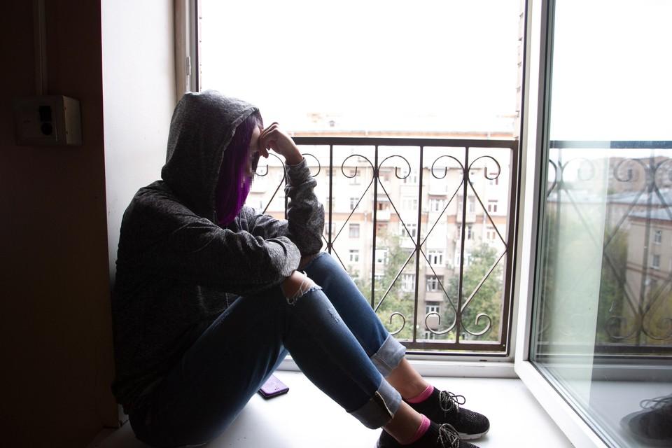 """Знакомые семьи говорят, что девочка-подросток очень тяжело переживает суд, она не хочет жить с биологической мамой. Фото: архив """"КП"""""""