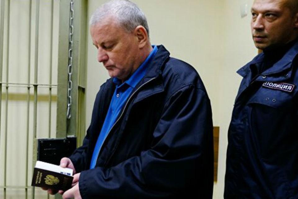 До 9 февраля Николай Куликов будет находиться под домашним арестом. Фото: РИА Новости