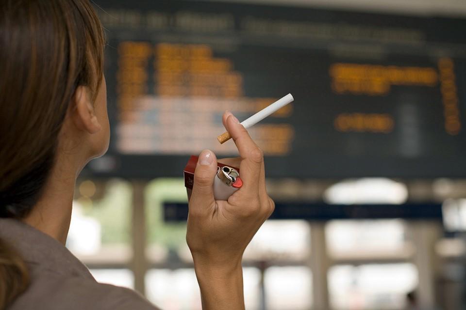 Возможно, уже в 2020-м можно будет скоротать время до посадки за сигареткой в специальных помещения «стерильной зоны» аэропорта
