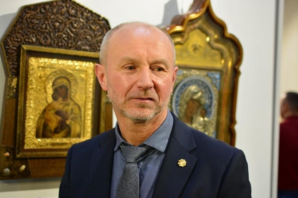 Собрание вильнюсского коллекционера Андрея Балыко насчитывает несколько сотен образов XVIII-ХХ веков.