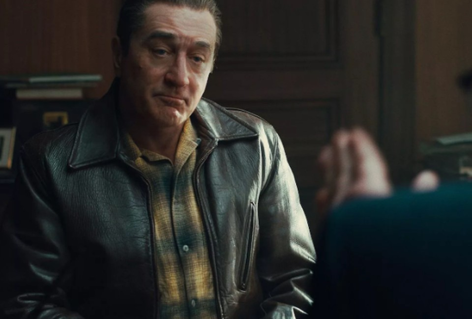 Криминальная драма Мартина Скорсезе «Ирландец»