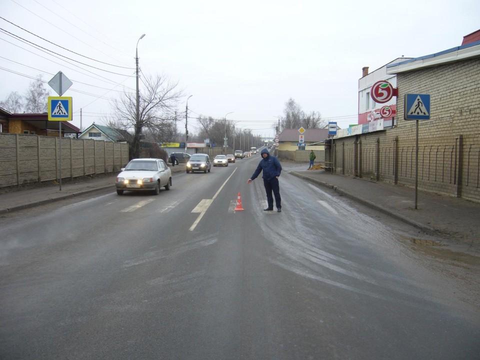 Два ребенка-пешехода пострадали на орловских дорогах за минувшие сутки. Фото: УГИБДД УМВД России по Орловской области