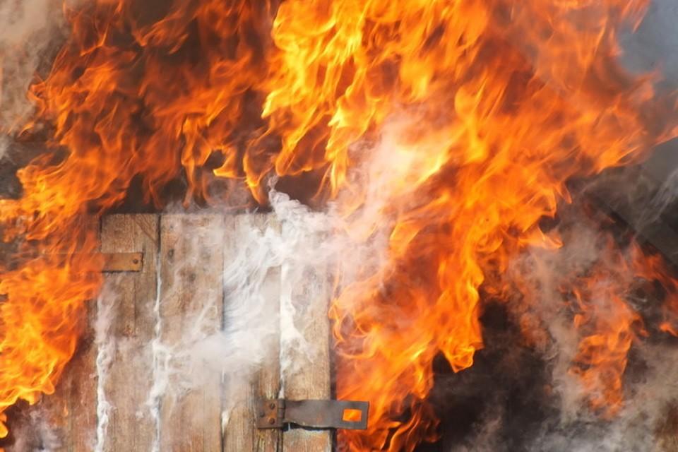 Часто причиной пожара и гибели людей становится курение в постели