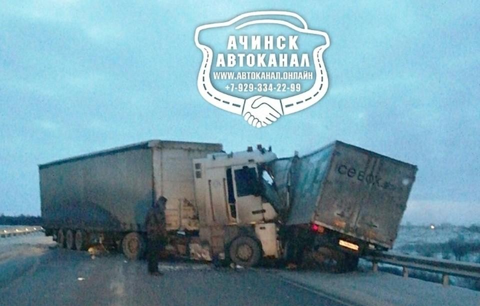 Фото: Ачинск-автоканал