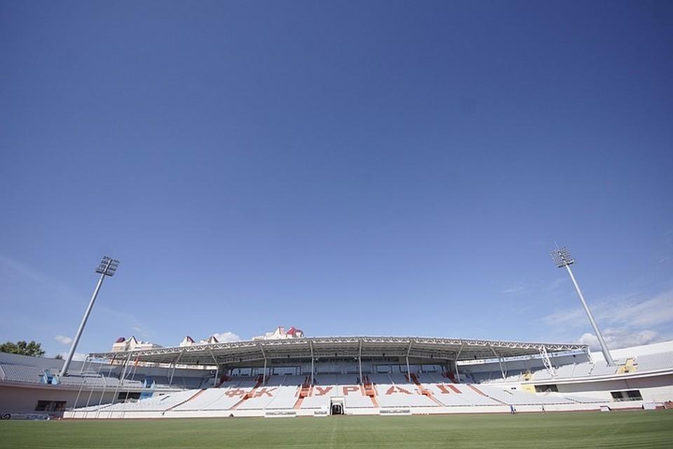 Наша арена победила в номинации «Стадионы Категория А: имеющие от 15 000 зрительских мест».