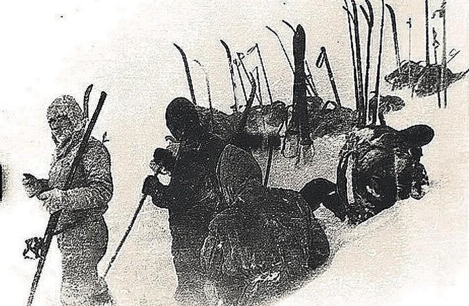 Зимой 1959 года в горах Северного Урала пропали девять туристов, ушедших в поход под руководством Игоря Дятлова. Фото: Фонд памяти группы Дятлова