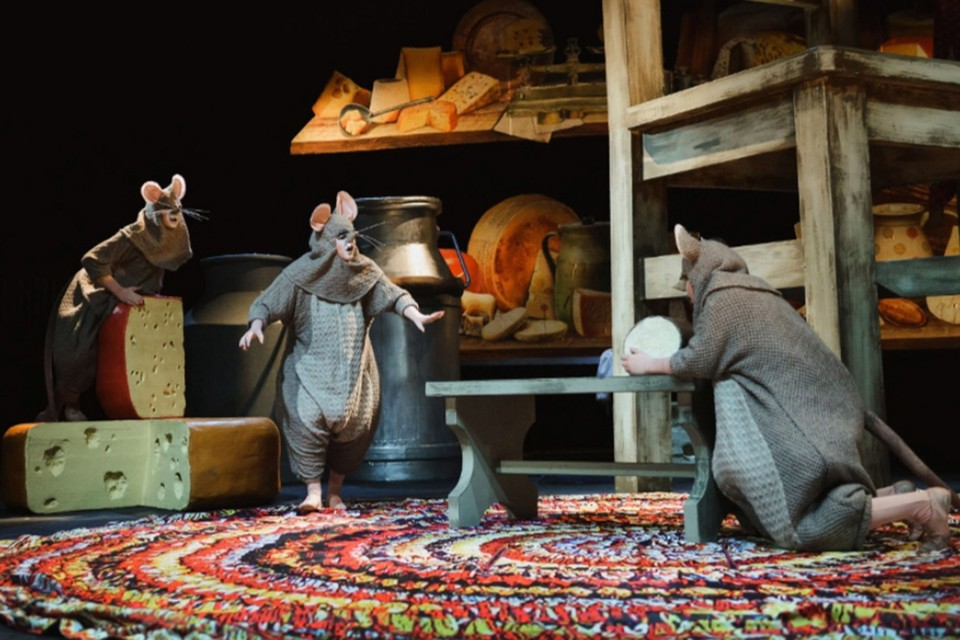 Фото: Новый драматический театр