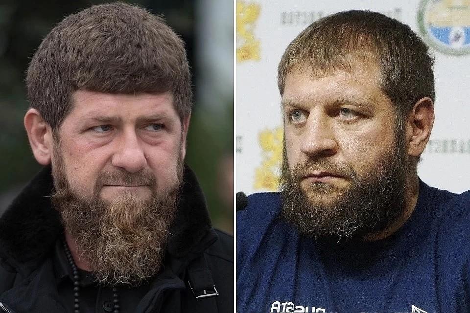 Рамзан Кадыров уверен в победе над Александром Емельяненко