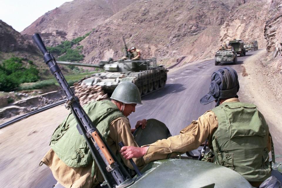 25 декабря 1979 года советские войска вошли в Афганистан.