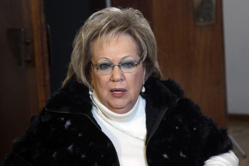 После смерти Галина Борисовны Волчек многие звезды выражают соболезнования