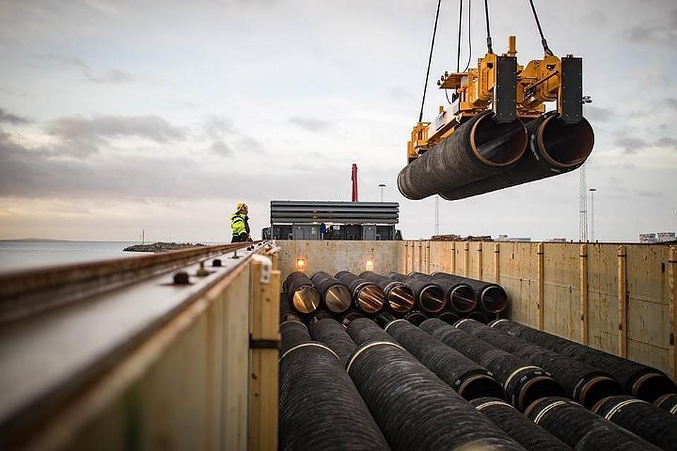 Allseas не планирует возобновлять прокладку «Северного потока — 2»