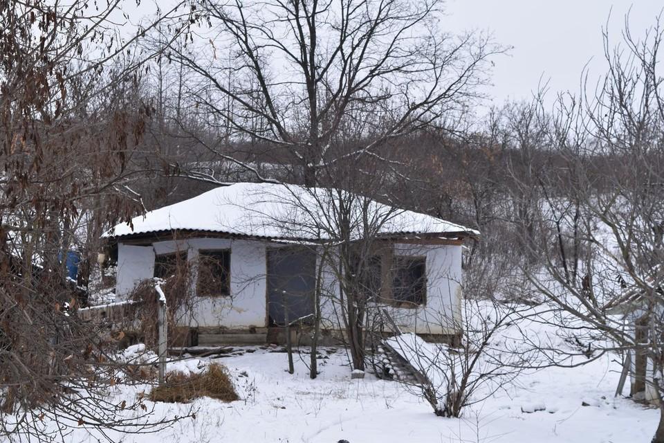 Заброшенные дома в молдавских селах - типичное явление.