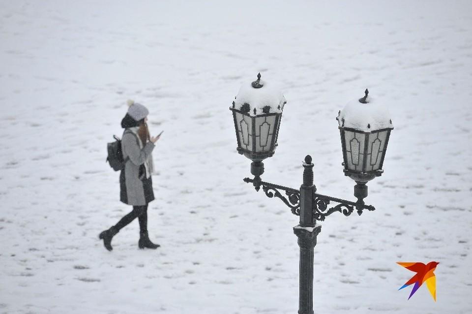 В Рязани 2 января ожидаются метель и гололедица.